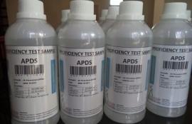 UJI PROFISIENSI AIR PERMUKAAN (APDS-R1) PARAMETER: DHL, pH, TDS