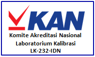 Akreditasi BMD Laboratory